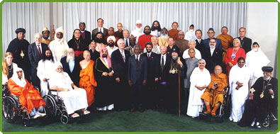 Millennium World Peace Summit United Nations, New York, United States, August 28-31, 2000